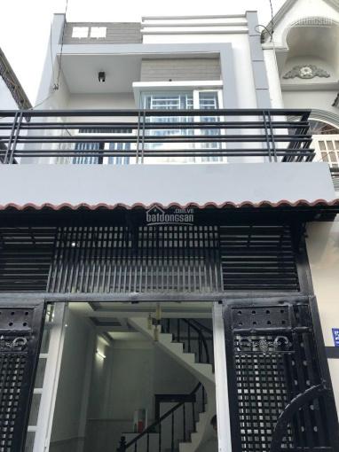 Nhà cần bán hẻm Phan Huy Ích, phường 12, Gò Vấp DT: 4.1 x 10m đúc 1 tấm giá bán 3 tỷ 740 tr ảnh 0