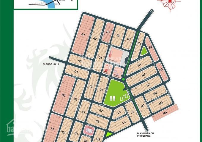 Bán đất cuối năm Vĩnh Phú 1, Thuận An, Bình Dương, giá 22tr/m2, sổ riêng, dân cư đông LH 0783973231 ảnh 0