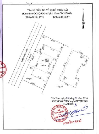 Bán kho 990m2 KDC Nam Long 1, phường Hưng Thạnh, quận Cái Răng, tp Cần Thơ ảnh 0