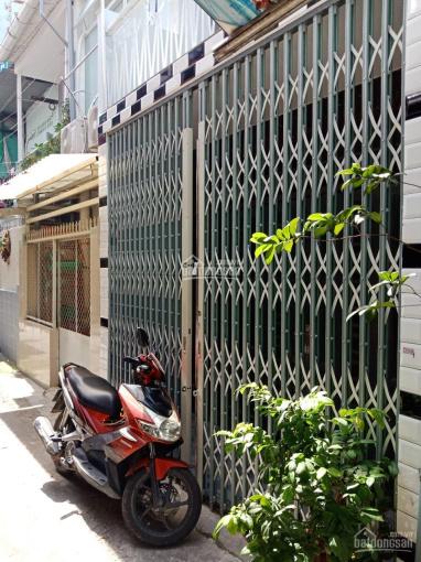Bán nhà hẻm đường Lê Tung, Lê Đại Hành, P13, Q11, 3,4x10m (33m2 XD hết LG) 1L, 2PN, giá 4.55 tỷ ảnh 0