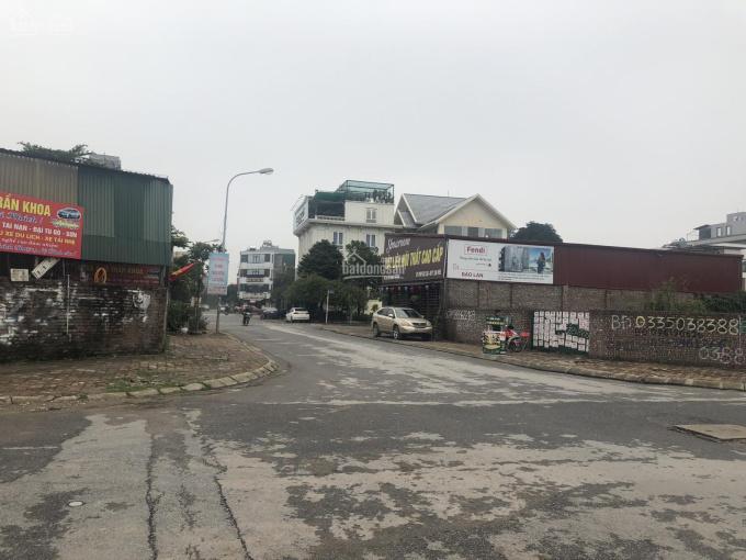 Bán lô góc mặt đường Kim Quan Thượng, Việt Hưng, Long Biên. 310m2 ảnh 0