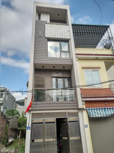 Cho thuê nhà 50m2 x 4 tầng cực đẹp làm VP giao dịch kinh doanh phố Vũ Đức Thận ảnh 0