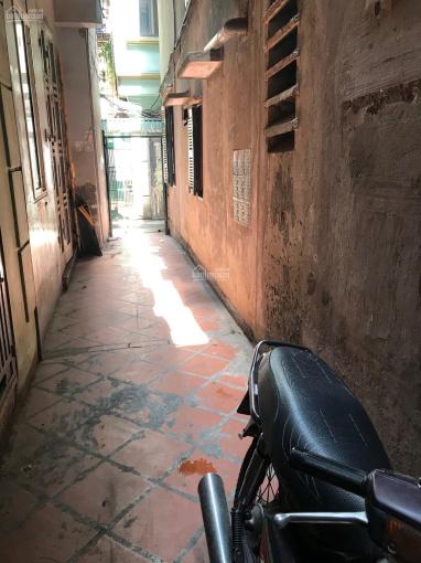 VPBank phát mại căn nhà 4 tầng trong ngõ 46/34 Đội Cấn, Ba Đình, Hà Nội ảnh 0