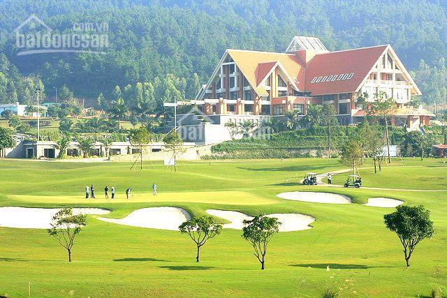 Bán lô biệt thự 1000m Tam Đảo Golf Resort, mặt sân golf, vị trí đẹp, giá tốt. LH: 0916663822