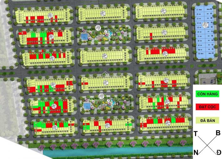 Bán nhà 4 tầng giá tốt, vị trí đẹp tại dự án Him Lam Green Park, LH 0989428526 ảnh 0