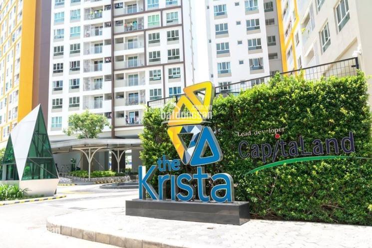 Hot! Bán căn 1PN-2PN chung cư Krista Kris Vue giá từ 2.4 tỷ có sổ hồng, LH xem nhà Loan 0919004895 ảnh 0