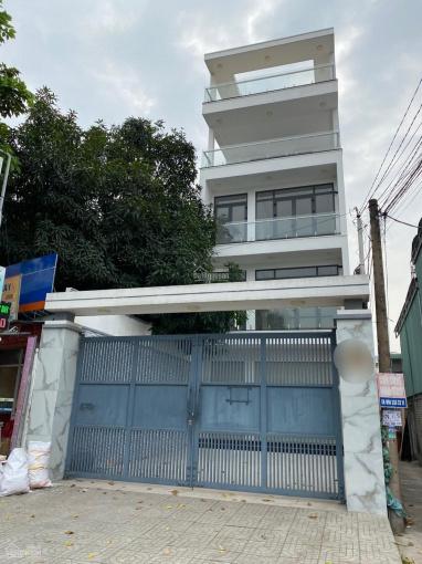 Cần bán căn nhà 1 trệt 4 lầu DTKV 177m2, giá 20 tỷ MT đường Lê Văn Thịnh, phường Bình Trưng Tây ảnh 0
