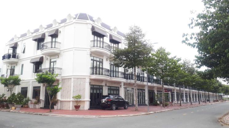 Cần bán nhà phố ngay trung tâm TP Sóc Trăng kiến trúc hiện đại (khu đô thị 5A Mekong Center) ảnh 0