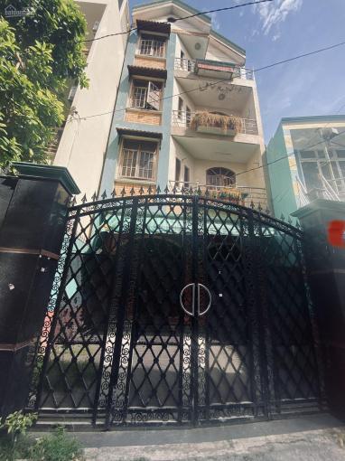 Bán nhà 1 trệt 3 lầu Trương Đăng Quế, P. 1, 5.6x20m, 114.1m2, 8.6 tỷ ảnh 0