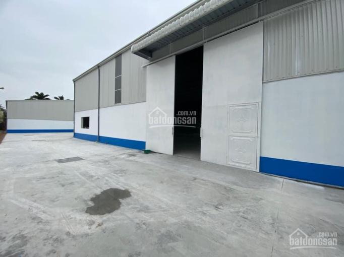 Bán nhà xưởng mới 100% khung zamil mặt đường 351, Nam Sơn, An Dương, Hải Phòng