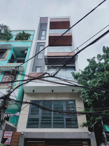 Bán nhà mặt tiền Tạ Uyên, diện tích 4x16m, nhà mới xây 3 lầu sân thượng ảnh 0