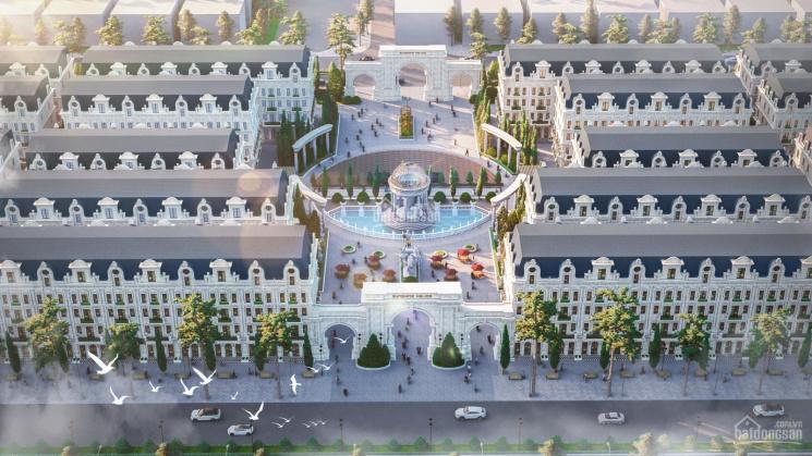 Bán shophouse hướng Nam dự án Sunshine Helios, 120m2 x 5 tầng quay đường đôi 30m, vào 10% ký HĐBD ảnh 0