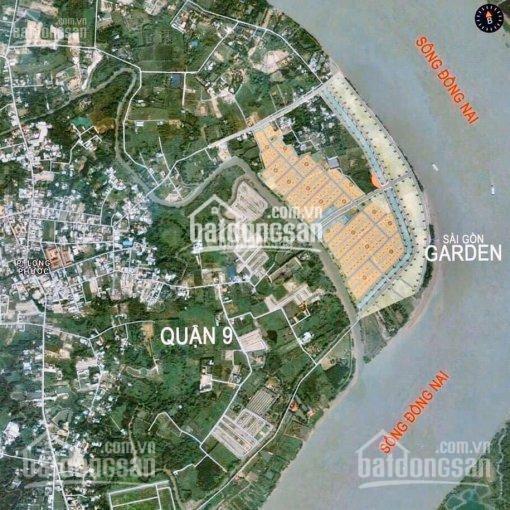 Hưng Thịnh bán đất nền biệt thự vườn quận 9 ngay bán Đảo Long Phước giáp 3 mặt sông Đồng Nai ảnh 0