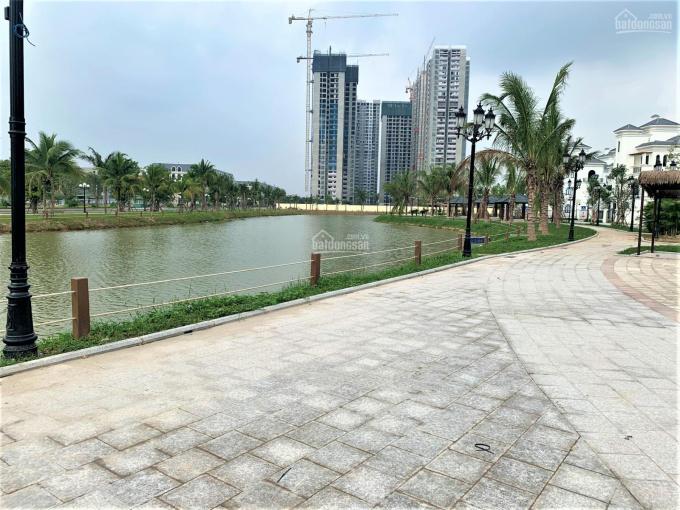 25 tỷ bán hòa vốn - Căn đơn lập góc Ngọc Trai đảo lớn, view sông và công viên Vinhomes Ocean Park ảnh 0