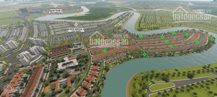 Biệt thự đơn lập view sông 15x20m, khu tai thỏ(The Elite2), thanh toán 10% - 5% - 5%, giá 22.5 tỷ ảnh 0