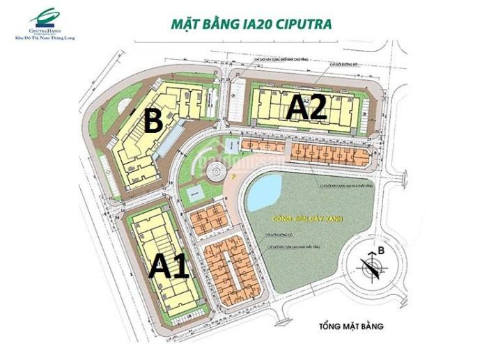 Tôi cần bán nhanh căn hộ CC IA20 Ciputra, căn 1812, DT 92m2, có sổ, giá 25.5tr/m2. LH 0981300655 ảnh 0
