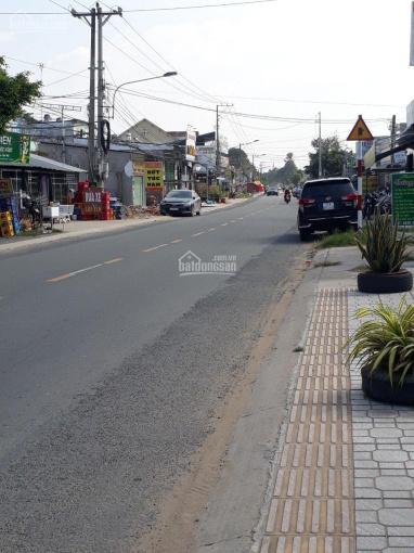 Cần bán nhà mặt tiền 180m2 đường trung tâm huyện Mỏ Cày Bắc, Bến Tre ảnh 0
