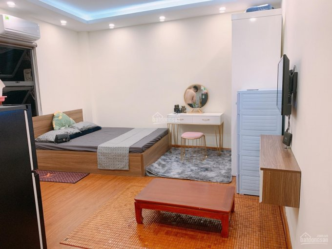 Cho thuê căn hộ CCMN Hoàng Quốc Việt - full đồ 100% chỉ việc đến ở - Căn hộ như khách sạn 4.5 tr/th ảnh 0
