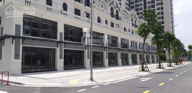 Bán Shophouse Vinhomes Smart City, ký hợp đồng trực tiếp CĐT. Giá không chênh LH: 0937996015