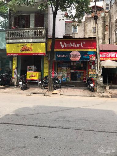 Cho thuê cửa hàng giá rẻ tại 122 Phố Vọng, DT 58m2 x 2 tầng, mặt tiền 4,5m ngay mặt phố tiện để KD ảnh 0
