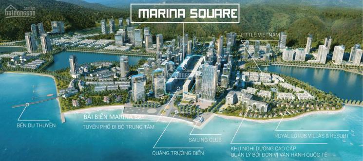 Bán đất xây khách sạn thương mại tại Marina Hạ Long 785m2 vị trí cực đẹp, trên 50 tỷ ảnh 0