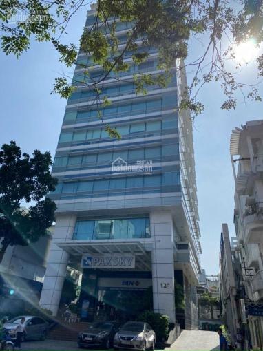 Bán gấp DA cao ốc văn phòng MT Trần Quang Khải Q.1, 8x23m, 67 tỷ, H7L 0918577188 Vị trí mặt tiền ảnh 0