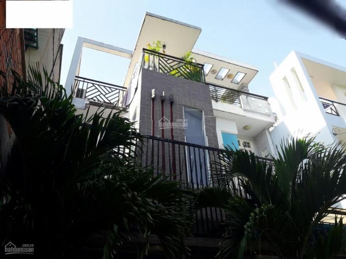 Mặt tiền đường kinh doanh thoải mái P. Tân Quý, Q. Tân Phú, 4.05x19m, 1 trệt 2 lầu sân thượng ảnh 0