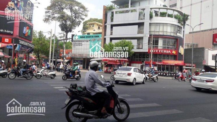 Bán nhà mặt tiền Nguyễn Tri Phương, P7, Q5, DT: 4x26m, 4 lầu, giá bán: 33 tỷ TL ảnh 0