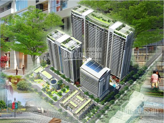 Cho thuê văn phòng phố Hoàng Quốc Việt tòa nhà Tràng An Complex. Diện tích 420m2 giá 250 ng/m2/th ảnh 0