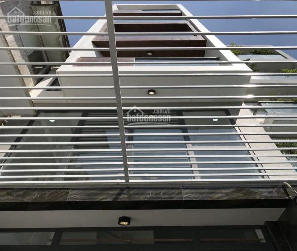 Bán nhà mặt tiền đường Trần Hữu Trang tuyệt phẩm 4 lầu (4x18m) TK Châu Âu + thang máy + gara ôtô ảnh 0