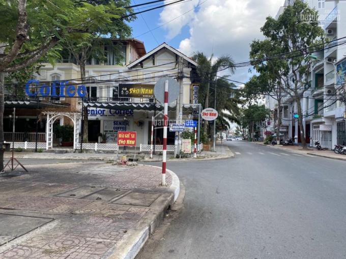 Bán nền góc 2 mặt tiền đường Ngô Gia Tự & Bà Triệu - cách Bến Ninh Kiều 50m ảnh 0