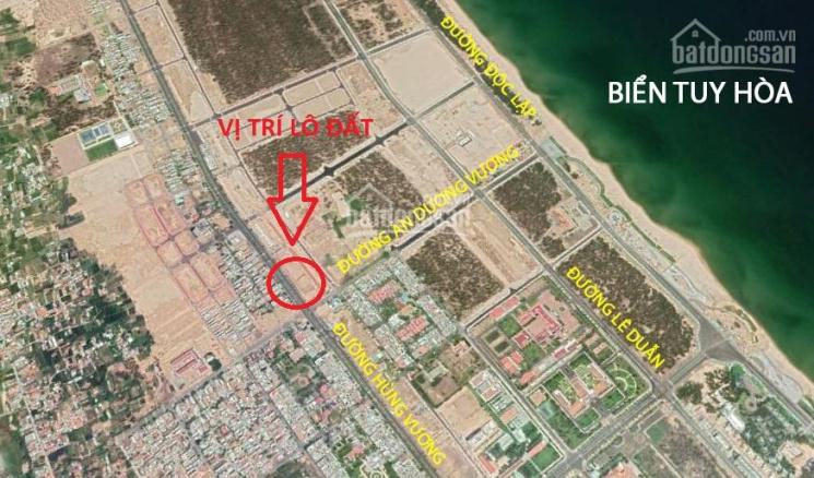 Cho con đi du học bán lô đất đường Hùng Vương, đoạn ngã 4 An Dương Vương. LH 0912096233 ảnh 0