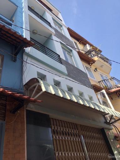 Nhà đẹp HXH 61/ Nguyễn Thượng Hiền P5 4,15x10m công nhận 38,6m2 trệt lửng 2 lầu ST ảnh 0
