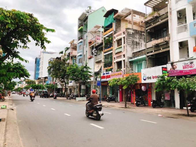 Chia tài sản tôi bán gấp nhà đường Nguyễn Trãi (2 chiều), P. 3, Quận 5, DT 12x20m, giá chỉ 42 tỷ ảnh 0