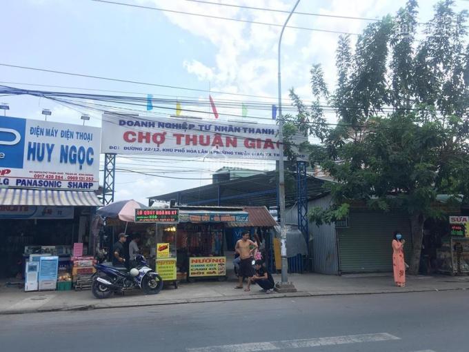 Vị trí đắc địa cạnh KDC Đại Ngàn, MT Thuận Giao 22, Thuận An. Chỉ TT có 546tr/84m2 sổ hồng riêng ảnh 0