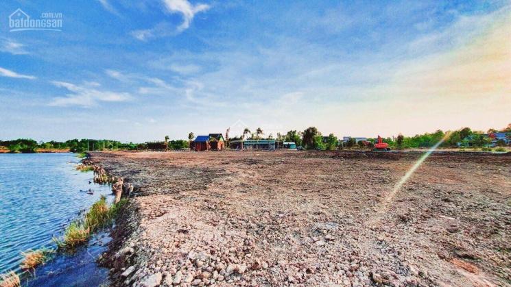 Bán đất mặt sông khu dân cư quy hoạch đất ở, giá đầu tư ảnh 0