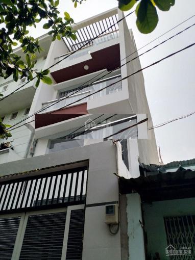 Bán nhà hẻm xe hơi đường Tô Hiệu, Tân Thới Hòa, Tân Phú, 4x12.3m, 1 trệt 1 lửng 2 lầu ST, 5 tỷ 9 ảnh 0