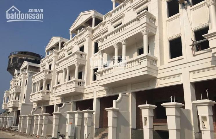 Cho thuê nhà phố khu Cityland Park Hills, 1 trệt, 3 lầu, nhà hoàn thiện đẹp. LH 0971597897 ảnh 0