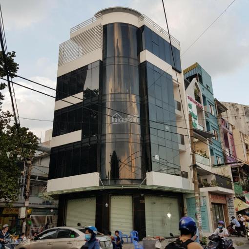 Bán nhà 2 mặt tiền Thành Thái, 7.5x11m, trệt 5L thang máy, ốp kính đẹp, giá 27 tỷ HĐ thuê 80tr ảnh 0