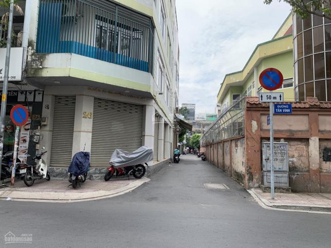 Bán nhà đẹp 2 mặt tiền 26 đường Tân Vĩnh, Q. 4, DT 4x15m, 4L, ST, 21 tỷ ảnh 0