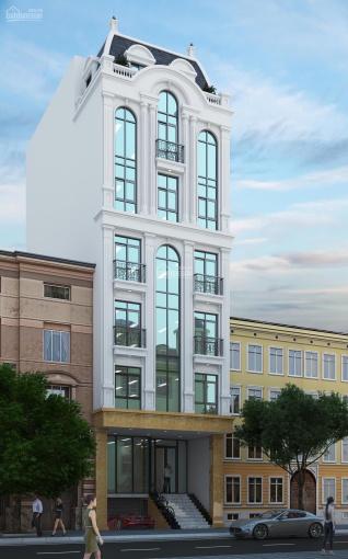 Siêu phẩm mặt phố Đỗ Quang 110m2 xây 8 tầng mặt tiền 7.5m mới cứng phù hợp mọi loại hình KD ảnh 0