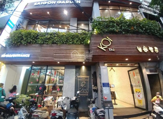 Nhà thuê mặt tiền Nguyễn Công Trứ ngay góc ngã 3 giao Nguyễn Thái Học, 9x16m trệt 2 lầu, KD tự do ảnh 0
