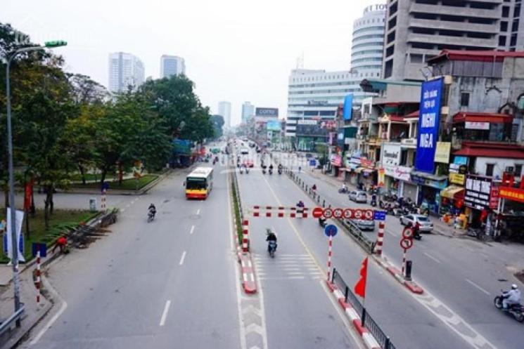 Bán gấp nhà phố Tây Sơn, mặt tiền siêu rộng, lô góc, đỗ 3 ô tô, DT 60m2, giá chào 18.5 tỷ ảnh 0