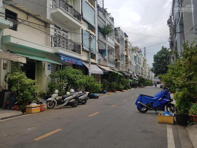 Nhà MTNB khu dân cư Bình Phú 2, 4x12m, 1 trệt 1 lửng ảnh 0