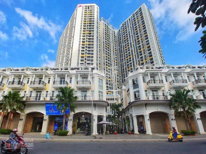 Cho thuê nhà phố tại CC Pegasuite, mặt tiền Tạ Quang Bửu P. 6, Q. 8 phía trên có 1.150 căn hộ ảnh 0