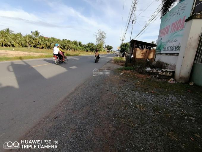Kẹt tiền làm ăn bán 600m2 đất mặt tiền Quốc Lộ 57B đoạn giữa khu CN Giao Long và khu CN Phú Thuận ảnh 0