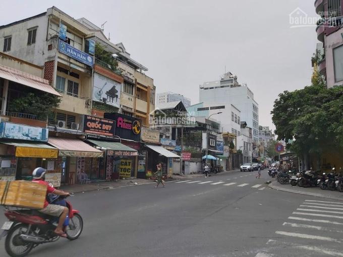 Bán nhà 3 lầu mặt tiền Cô Giang, P. Cô Giang, Quận 1 ảnh 0