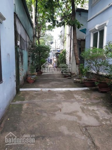 Cần bán đất hẻm thoáng xe hơi vào tận nơi hẻm 178 Nguyễn Văn Linh, P. Tân Thuận Tây, Quận 7 ảnh 0