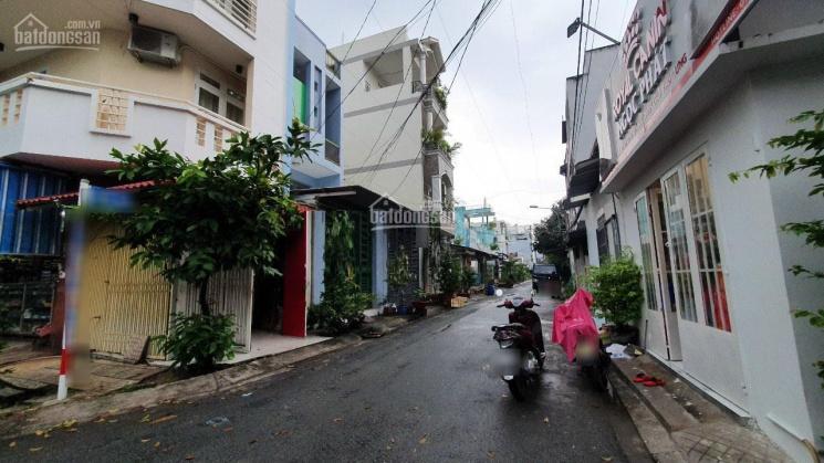 Bán nhà hẻm xe tải 1/ Lê Sát, Tân Quý, Tân Phú, 4.14x17m, nhà cấp 4 tiện xây mới ảnh 0