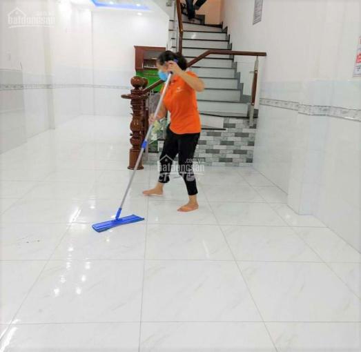Cho thuê nhà mới xây 4x13m, 3 lầu Tân Hương, TP. Giá tốt 13,5 triệu/tháng HXH ảnh 0